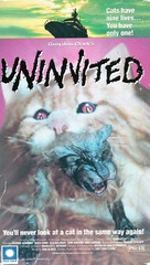 Uninvited - VHS movie cover (xs thumbnail)