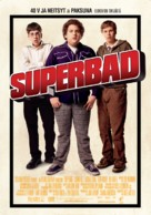 Superbad - Finnish Movie Poster (xs thumbnail)