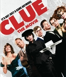 Clue - Blu-Ray movie cover (xs thumbnail)