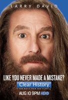 Clear History - Movie Poster (xs thumbnail)