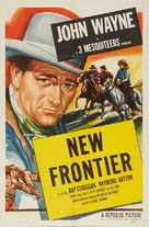 New Frontier - Re-release poster (xs thumbnail)
