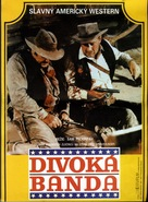 The Wild Bunch - Czech Movie Poster (xs thumbnail)