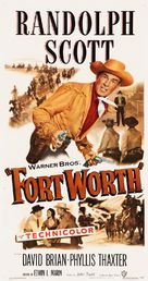 Fort Worth - Movie Poster (xs thumbnail)