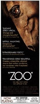 Zoo - poster (xs thumbnail)