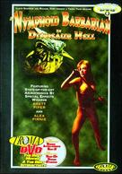 A Nymphoid Barbarian in Dinosaur Hell - Movie Cover (xs thumbnail)