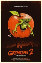 Gremlins 2: The New Batch - poster (xs thumbnail)