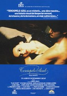 Blue Velvet - Spanish Movie Poster (xs thumbnail)