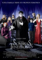 Dark Shadows - Spanish Movie Poster (xs thumbnail)