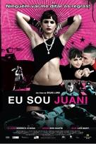 Yo soy la Juani - Brazilian Movie Poster (xs thumbnail)