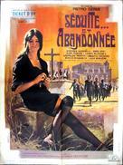 Sedotta e abbandonata - French Movie Poster (xs thumbnail)