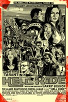 Hell Ride - Movie Poster (xs thumbnail)