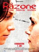 Råzone - Danish poster (xs thumbnail)