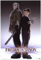 Freddy vs. Jason - Movie Poster (xs thumbnail)