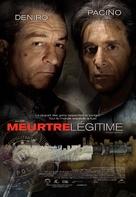 Righteous Kill - Canadian Movie Poster (xs thumbnail)