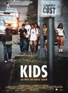 Kids - French Movie Poster (xs thumbnail)