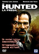 The Hunted - Italian Movie Cover (xs thumbnail)