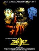Zardoz - French Movie Poster (xs thumbnail)