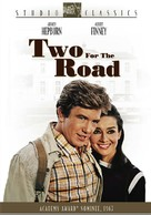 Two for the Road - DVD movie cover (xs thumbnail)