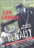 The Penalty - DVD cover (xs thumbnail)