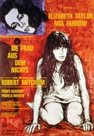 Secret Ceremony - German Movie Poster (xs thumbnail)