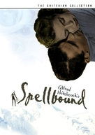 Spellbound - DVD cover (xs thumbnail)