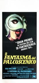 Phantom of the Paradise - Italian Movie Poster (xs thumbnail)