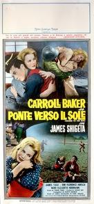 Bridge to the Sun - Italian Movie Poster (xs thumbnail)