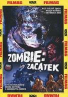Zombi: La creazione - Czech Movie Cover (xs thumbnail)