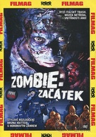 Zombi: La creazione - Czech Movie Cover (xs thumbnail)