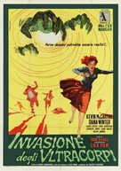 Invasion of the Body Snatchers - Italian Theatrical poster (xs thumbnail)