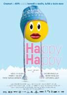 Sykt lykkelig - Czech Movie Poster (xs thumbnail)