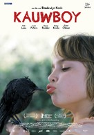 Kauwboy - Belgian Movie Poster (xs thumbnail)