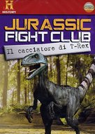 """Jurassic Fight Club"" - Italian Movie Cover (xs thumbnail)"