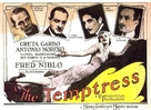 The Temptress - Movie Poster (xs thumbnail)