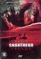 Snakehead Terror - Danish Movie Cover (xs thumbnail)