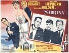 Sabrina - Mexican Movie Poster (xs thumbnail)