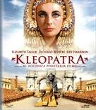 Cleopatra - Polish Blu-Ray movie cover (xs thumbnail)
