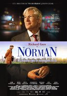 Norman: The Moderate Rise and Tragic Fall of a New York Fixer - Argentinian Movie Poster (xs thumbnail)