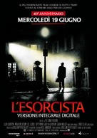 The Exorcist - Italian Re-release movie poster (xs thumbnail)