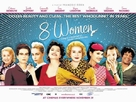 8 femmes - British Movie Poster (xs thumbnail)