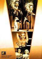 Gentlemen Prefer Blondes - DVD movie cover (xs thumbnail)