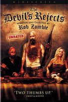 The Devil's Rejects - DVD cover (xs thumbnail)