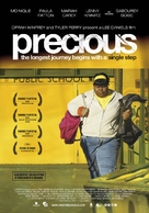 Precious: Based on the Novel Push by Sapphire - Dutch Movie Poster (xs thumbnail)
