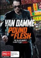 Pound of Flesh - Australian DVD cover (xs thumbnail)