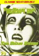 The Brain That Wouldn't Die - Australian Movie Cover (xs thumbnail)