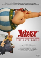 Astérix: Le domaine des dieux - Czech DVD cover (xs thumbnail)