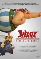 Astérix: Le domaine des dieux - Czech DVD movie cover (xs thumbnail)