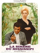 La sirène du Mississipi - French Movie Poster (xs thumbnail)
