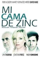 My Zinc Bed - Argentinian Movie Cover (xs thumbnail)