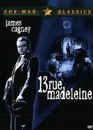 13 Rue Madeleine - DVD movie cover (xs thumbnail)